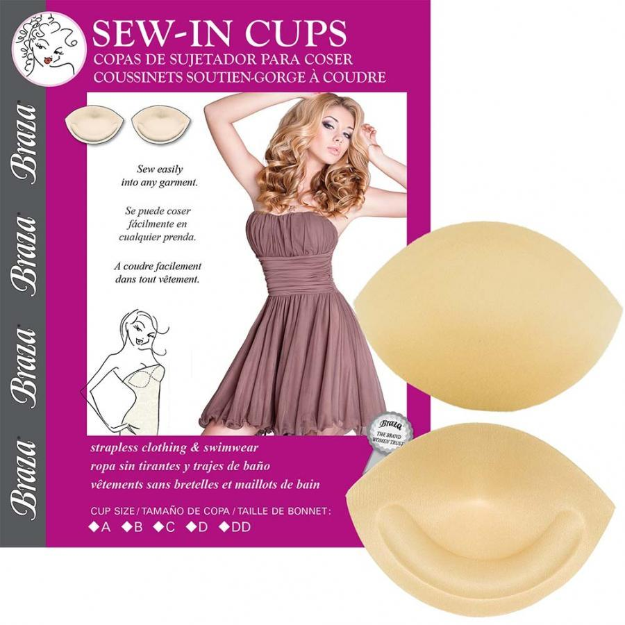 SEW-IN CUPS