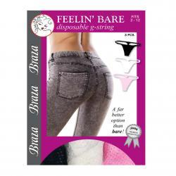 FEELIN' BARE - DISPOSABLE G-STRING