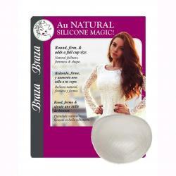 SILICONE MAGIC - AU' NATURAL - BREAST ENHANCEMENT PUSH UP PADS