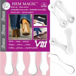 BRAZA HEM MAGIC™ - HEM CLIPS FOR PANTS